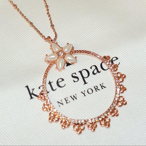 kate spade Jewelry - Kate Spade Chantilly Charm Mini Pendant 🎉HostPick